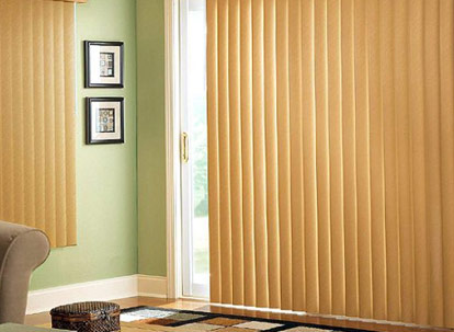 nulite 3 1/2 inch faux wood vertical blinds