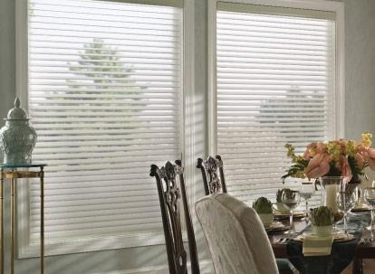 nulite premium 2 inch light filtering sheer horizontal shades