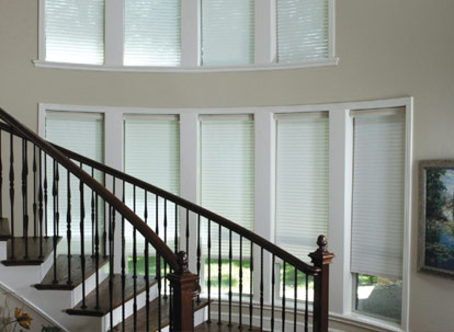 nulite premium 2 inch room darkening sheer horizontal shades
