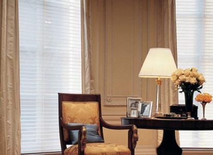nulite premium 3 inch light filtering sheer horizontal shades