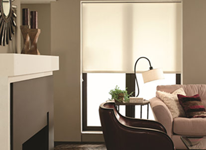 phase ii newport light filtering roller shades