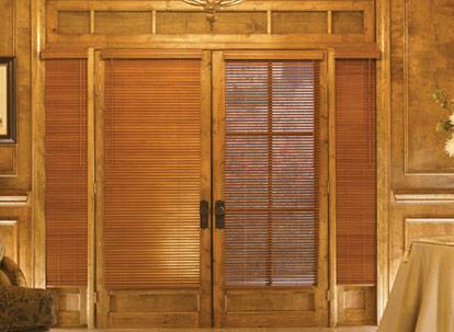1 inch graber hardwood blinds