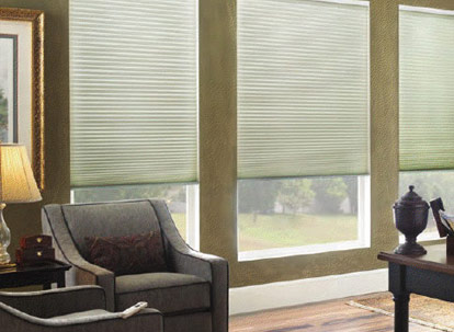 timber 3/4 inch single cell prism light filtering translucent and brushed cellular shades