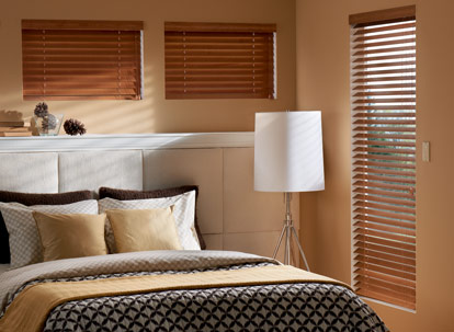 2 inch graber hardwood blinds
