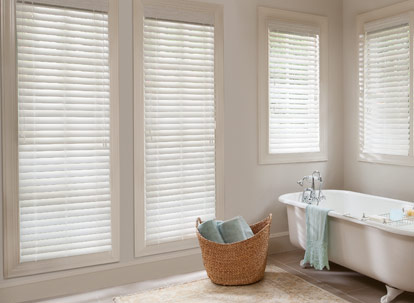 2 inch levolor faux wood blinds