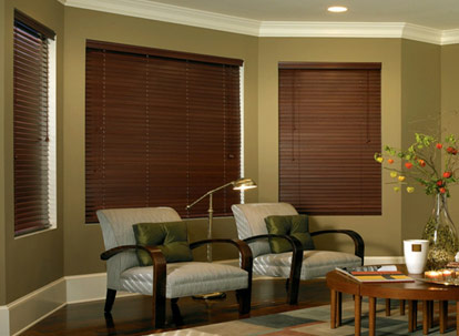 2 inch timber ultravue faux wood blinds thumbnail