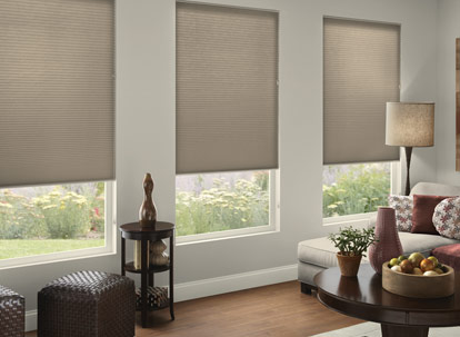 blindsmax exclusive 3/8 inch double cell room darkening cellular shades