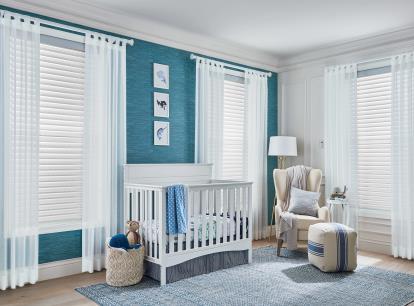graber overture sheer light filtering horizontal shades