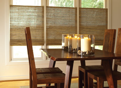 levolor woven wood natural shades