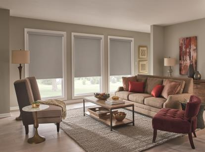 graber lightweaves room darkening roller shades