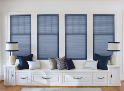 levolor 9/16 inch single cell light filtering accordia cellular shades