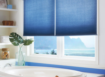 new - graber crystal pleat 3/8 inch single cell light filtering and room darkening cellular shades