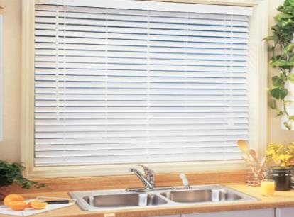 nulite prestige 2 inch cordless faux wood blind