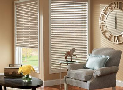 graber grandeur 2 inch aluminum blinds