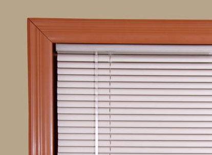 Graber micro aluminum blinds standard headrail