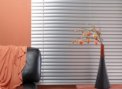 graber classics 1 inch aluminum mini blinds 6-gauge specialty colors