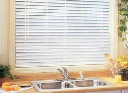 1 inch nulite prestige faux wood blinds thumbnail