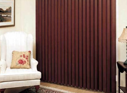 3 12 Nulite Prestige Faux Wood Vertical Blinds