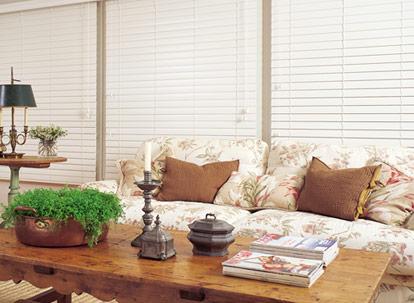 2 inch nulite prestige faux wood blinds