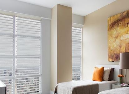 phase ii super value 2 inch room darkening sheer horizontal shades